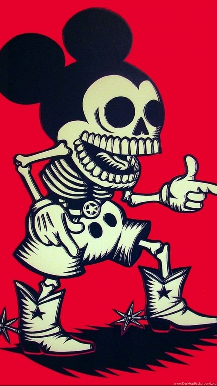 750x1334 iPhone 6 Cartoon/Mickey Mouse Wallpapers ID: 366723 Desktop Background