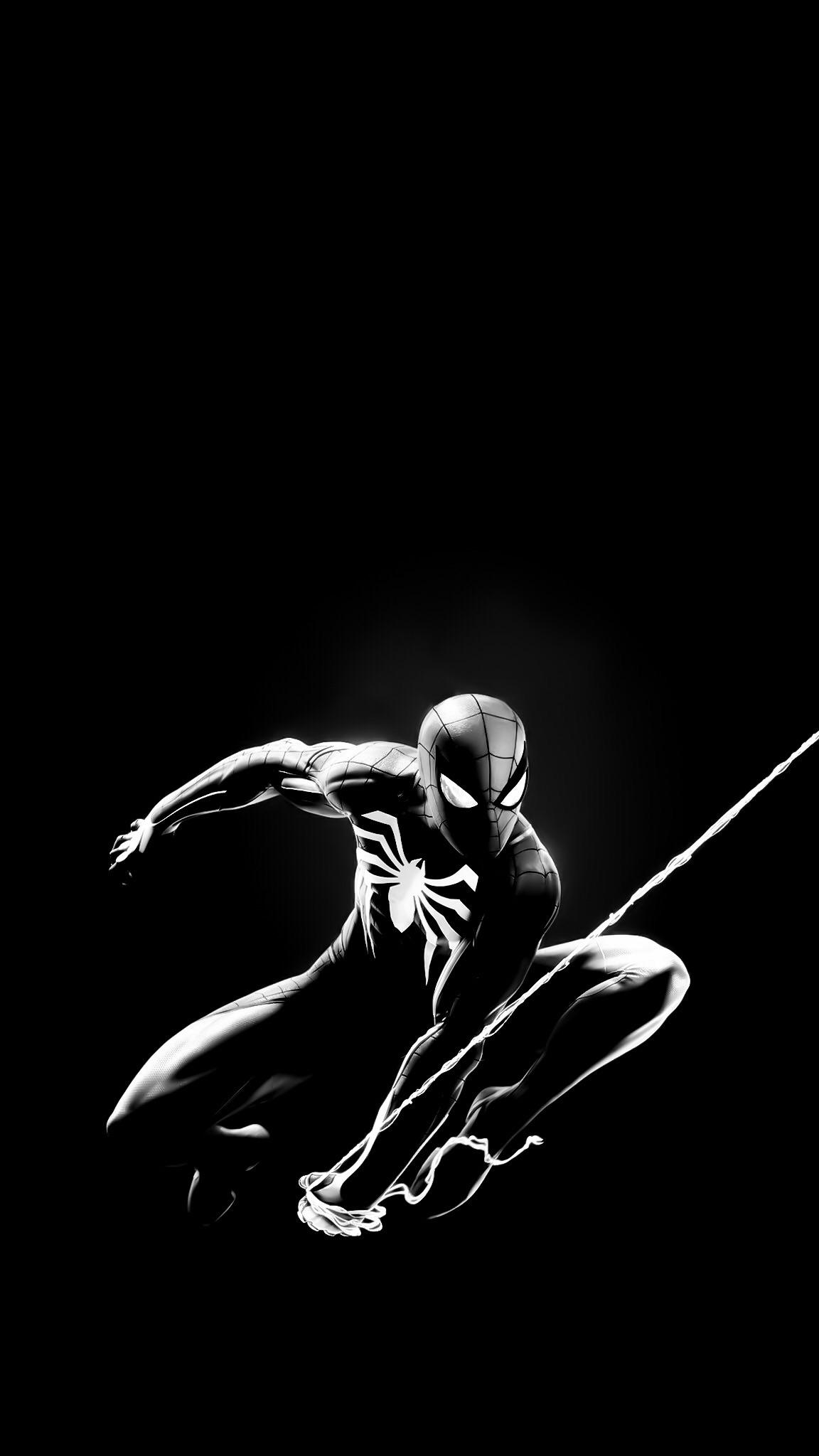 1152x2048 Spider-Man Wallpaper I made for my phone : SpidermanPS4
