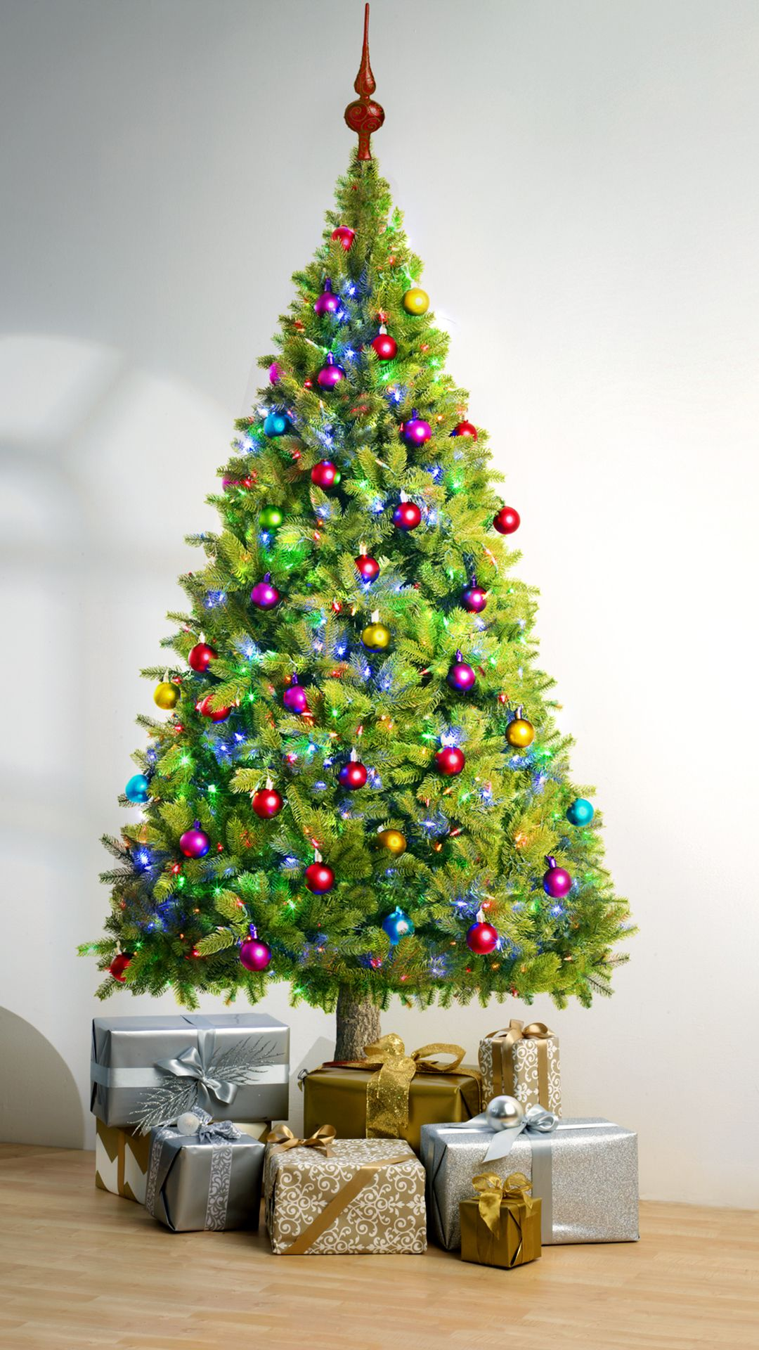 1080x1920 Christmas tree - Best htc one wallpapers, free and easy to download