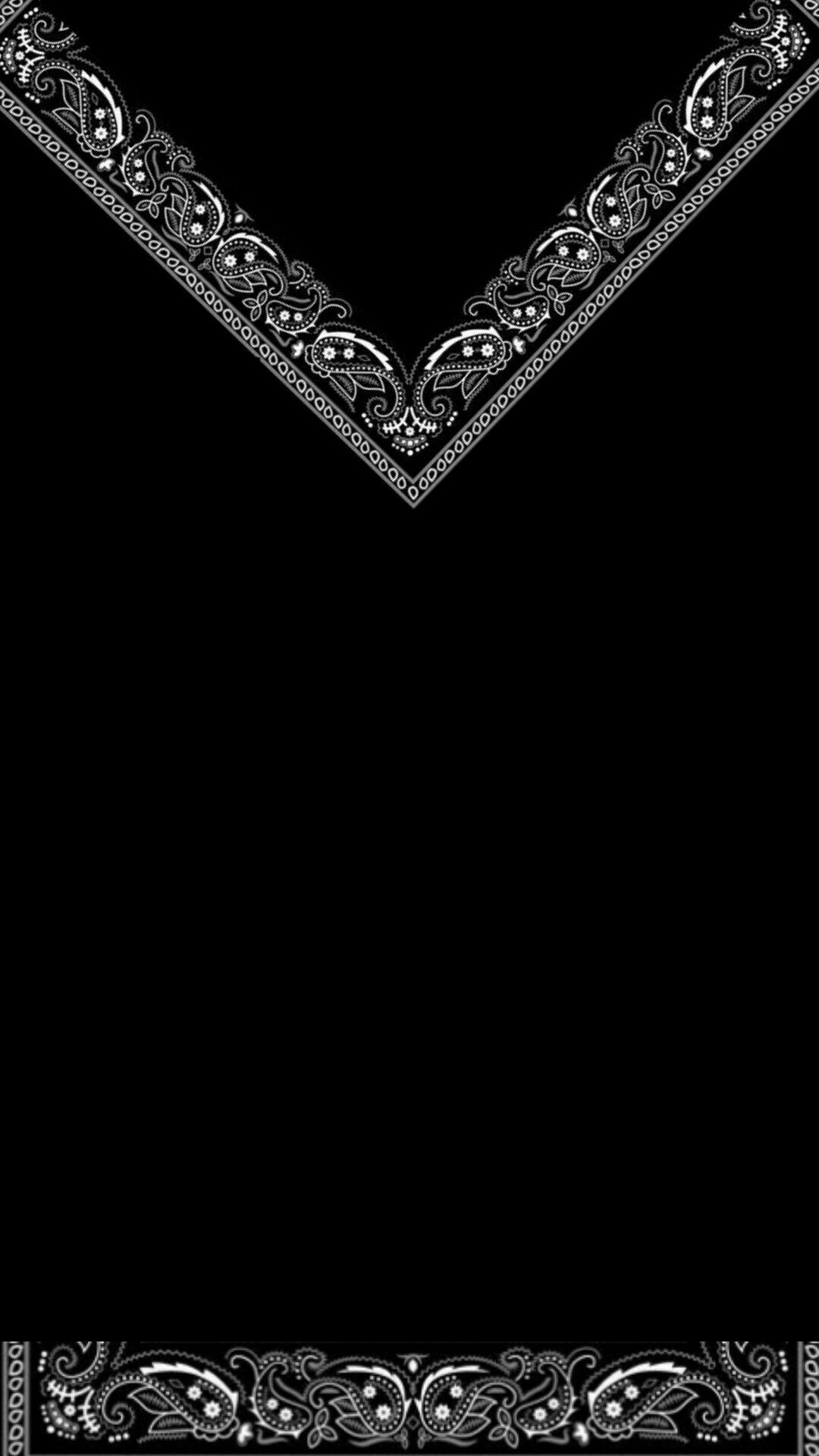 1080x1920 Black Bandana wallpaper. | Wallpaper in 2019 | Hypebeast ...