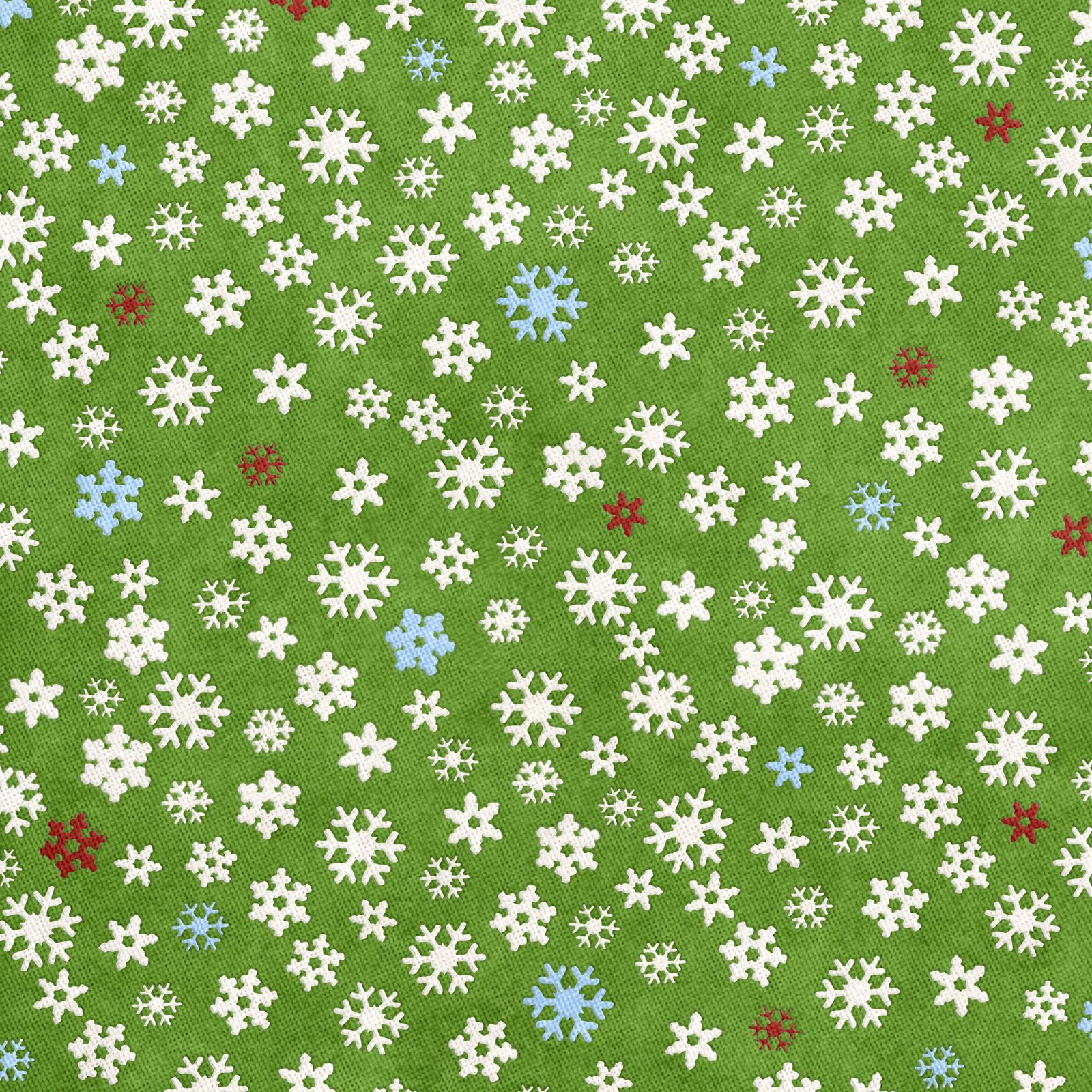 1600x1600 Free Printable Christmas Wrapping or Scrapbook Paper : IMG HEAVY ...