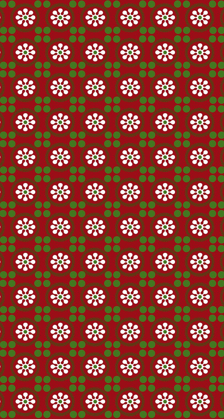 744x1392 christmas wrapping paper - The iPhone Wallpapers