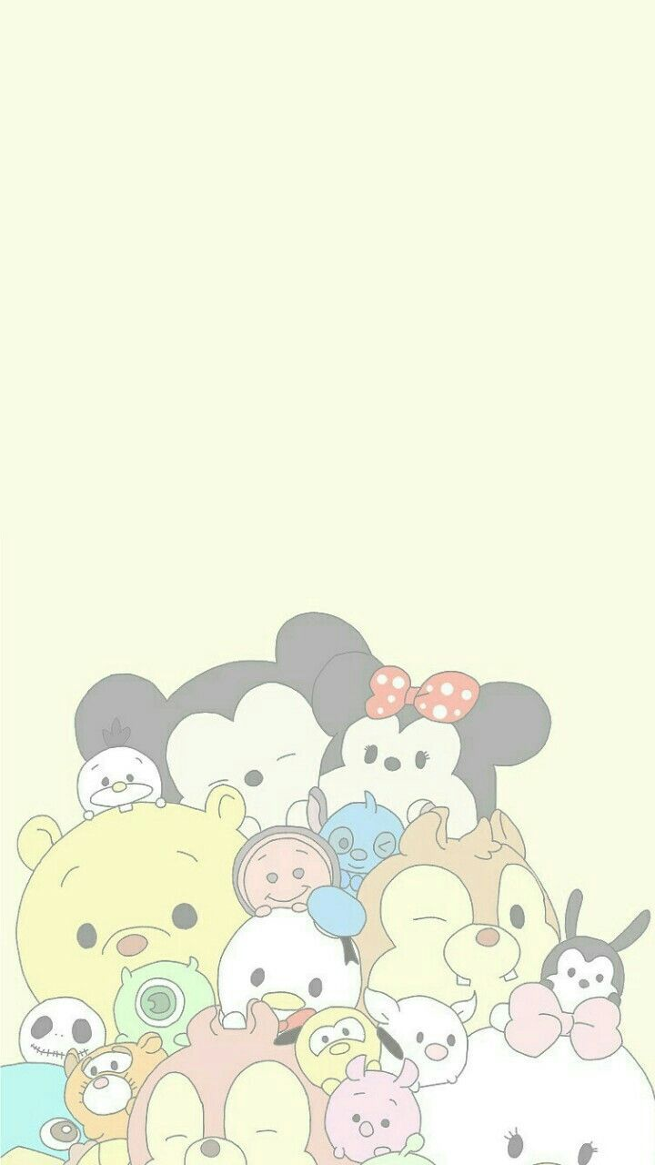 720x1280 Image result for tsum tsum wallpaper | Iphone wallpapers | Pinterest ...