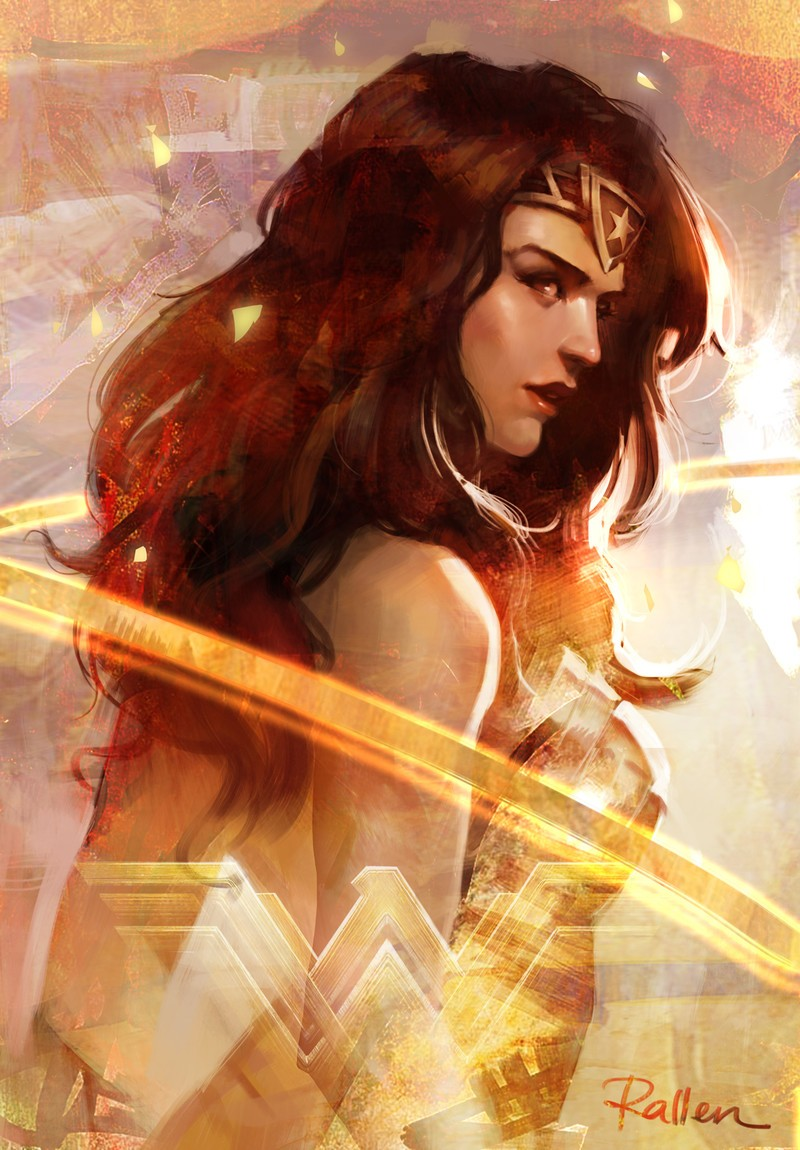800x1150 In a world of ordinary wallpapers, these are Wonder Woman wallpapers ...
