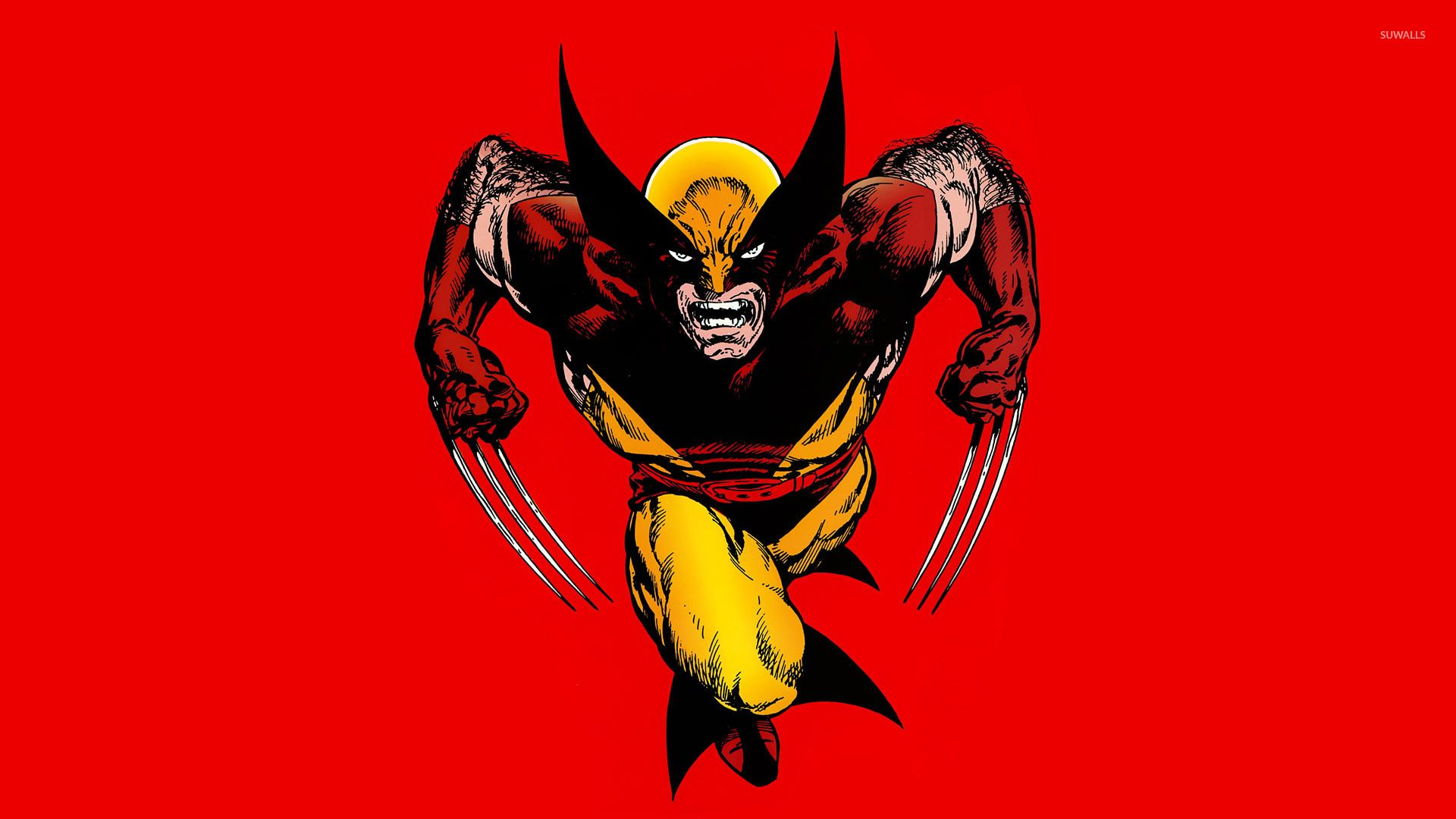 1920x1080 Wolverine in a fight wallpaper - Comic wallpapers - #49633