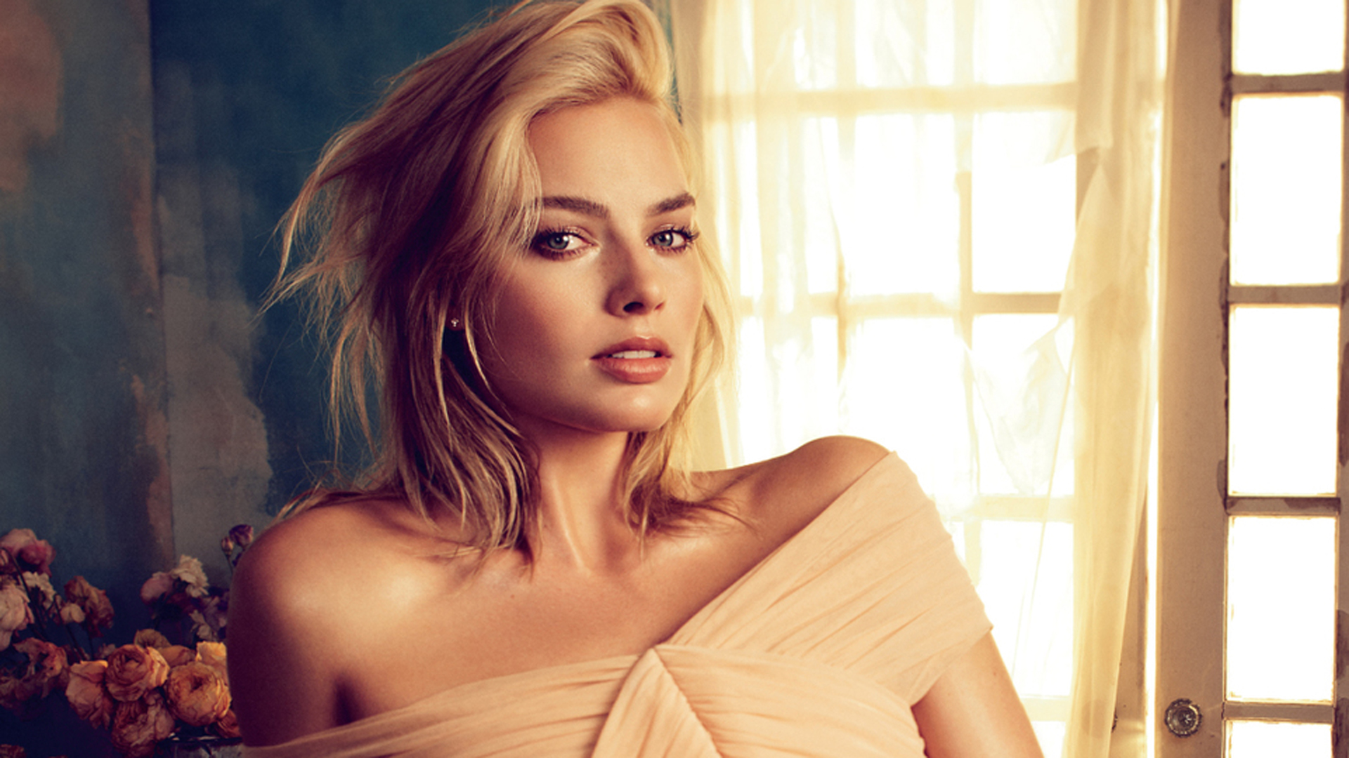 1920x1080 Margot Robbie Hot Wallpaper - just awesome wallpaper pics