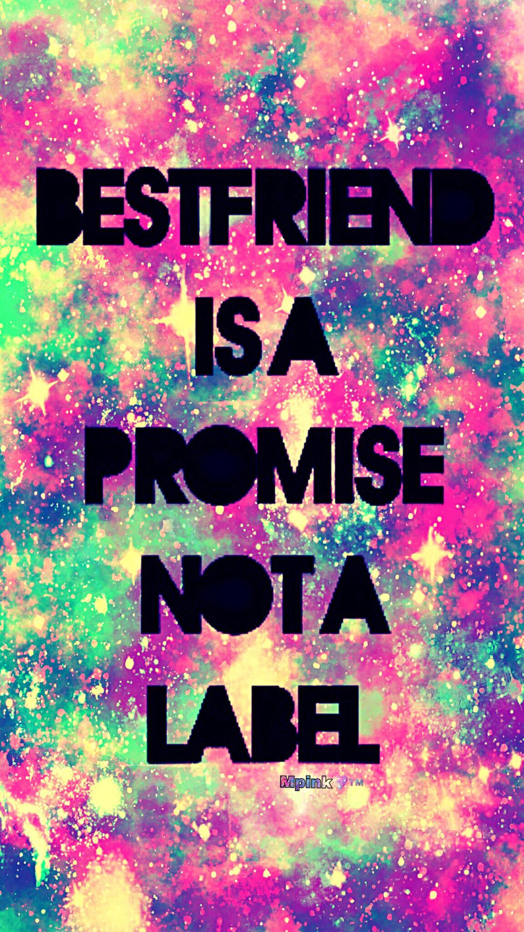 1080x1920 Pin by Abbey on Best friend stuff | Cute bff quotes, Best ...