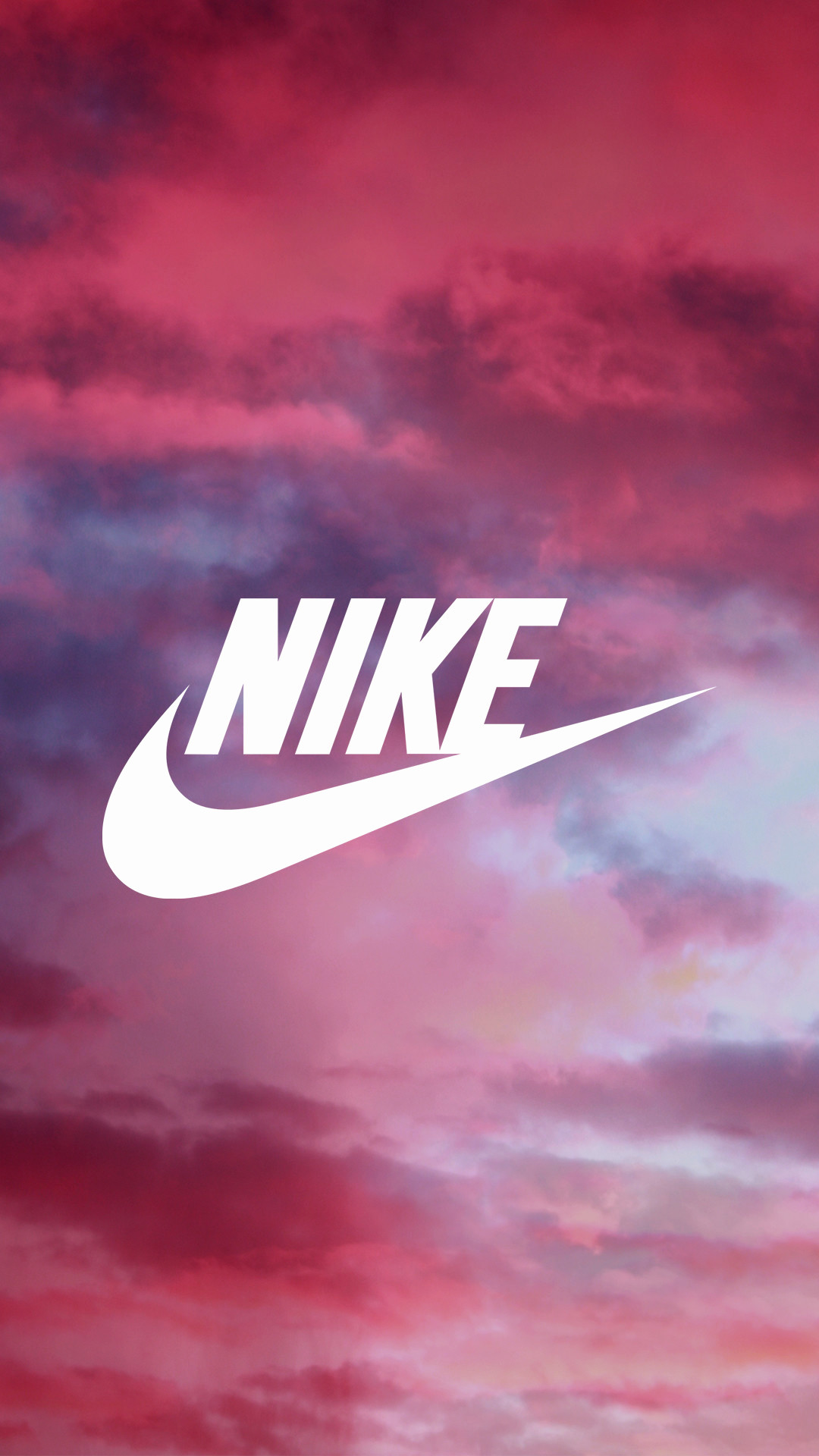 1080x1920 73+ Pink Nike Wallpapers on WallpaperPlay