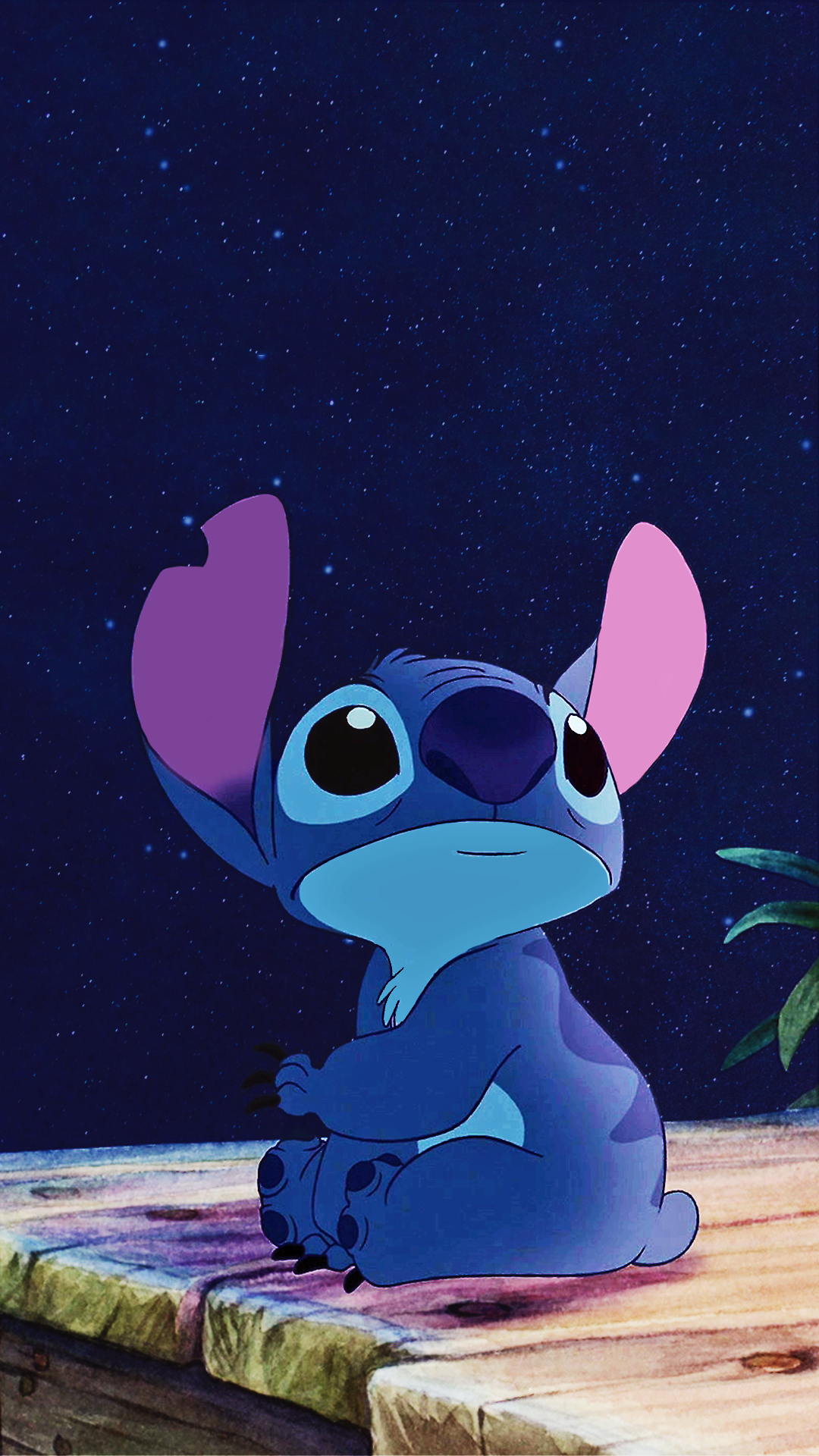 1080x1920 Lilo & Stitch background - you can find the rest on my website ...