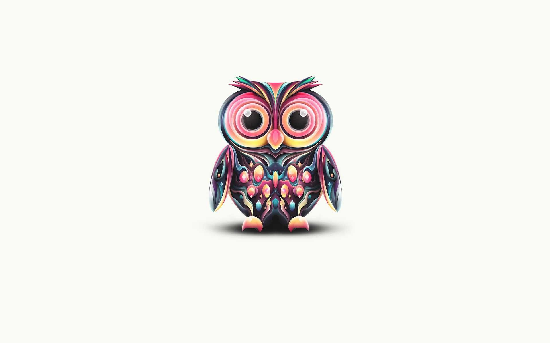 1920x1200 71+ Cute Owl Wallpapers on WallpaperPlay