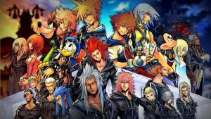 Kingdom Hearts Final Mix Wallpapers – Top Free Kingdom Hearts Final Mix Backgrounds