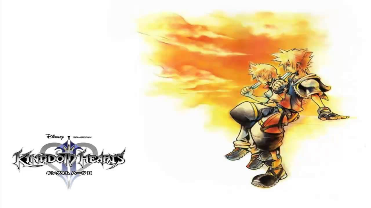 1280x720 Kingdom Hearts II Final Mix -The 13th Reflection- Extended - YouTube