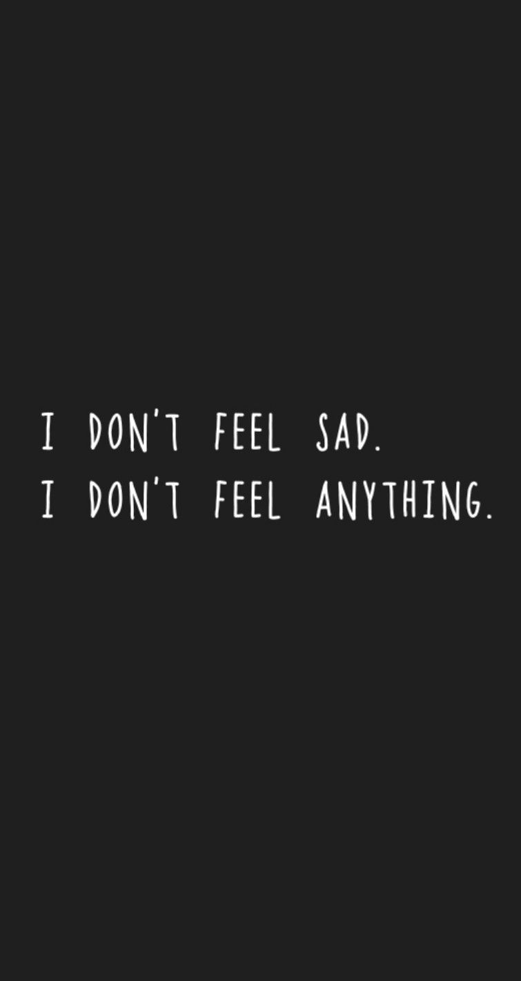 755x1420 I wish people would understand this. They always say that I look sad ...