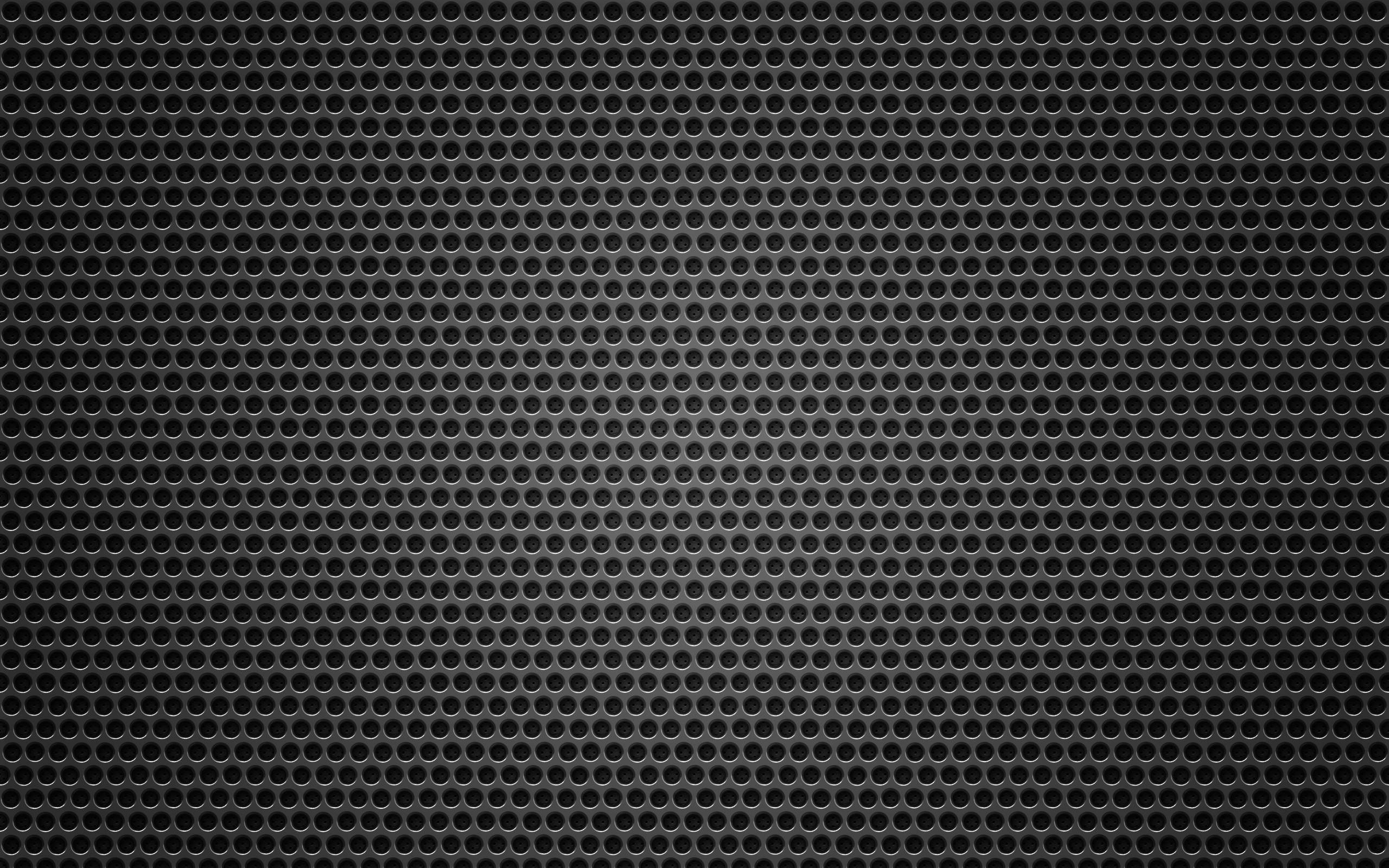 2560x1600 Black Carbon Wallpapers