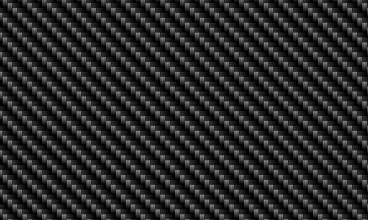 1280x768 Black Carbon Fibre Wallpapers