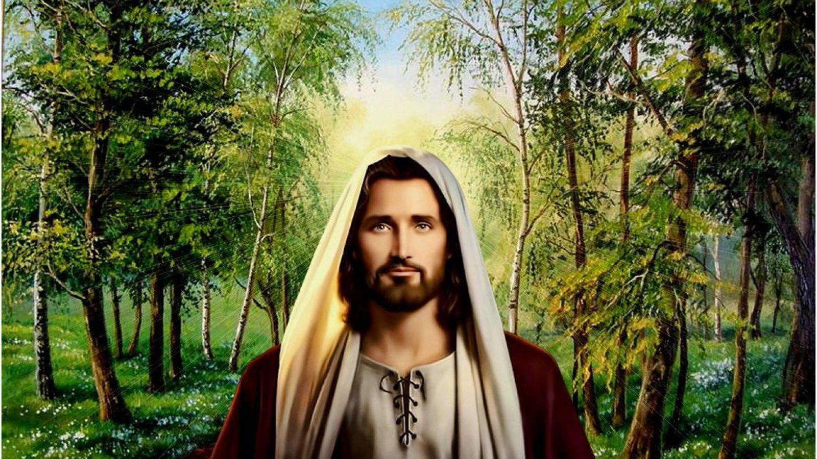 1600x900 Jesus Picture Wallpaper Group (44+), HD Wallpapers