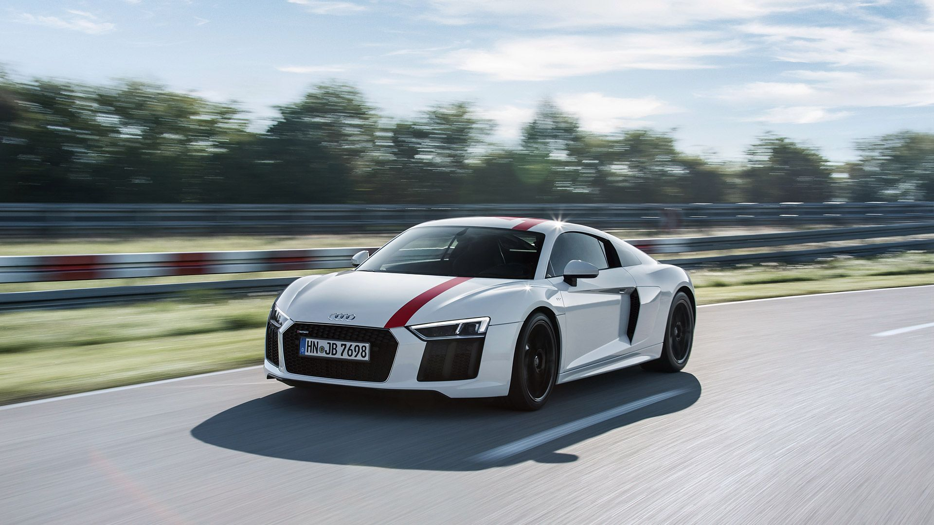 1920x1080 2018 Audi R8 V10 RWS Wallpapers & HD Images - WSupercars