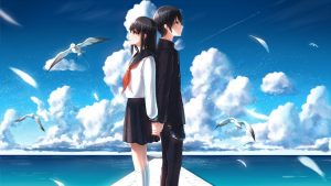 Anime Romance Wallpapers – Top Free Anime Romance Backgrounds