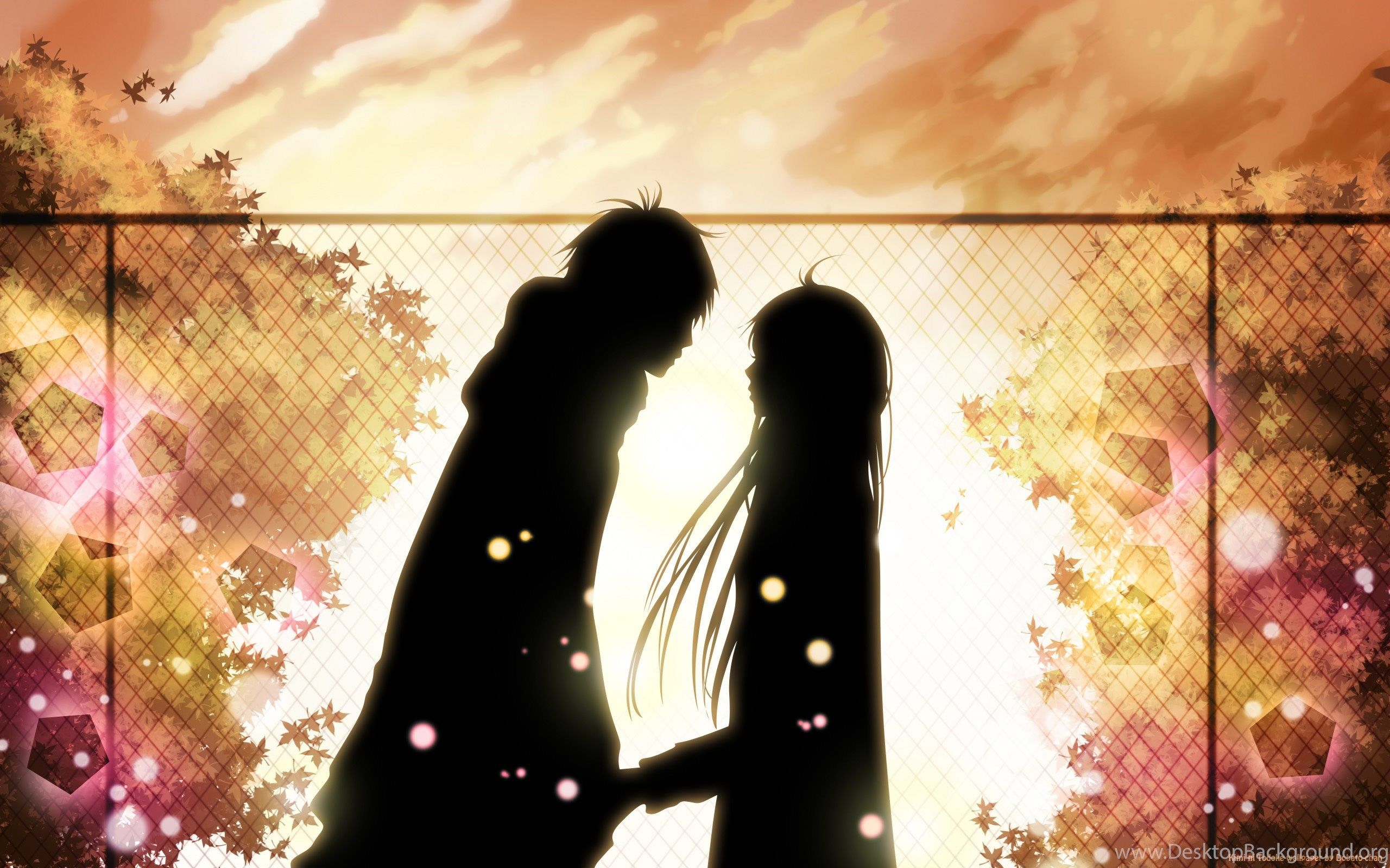 2560x1600 Romantic Anime Photos Wallpapers HD Desktop Background