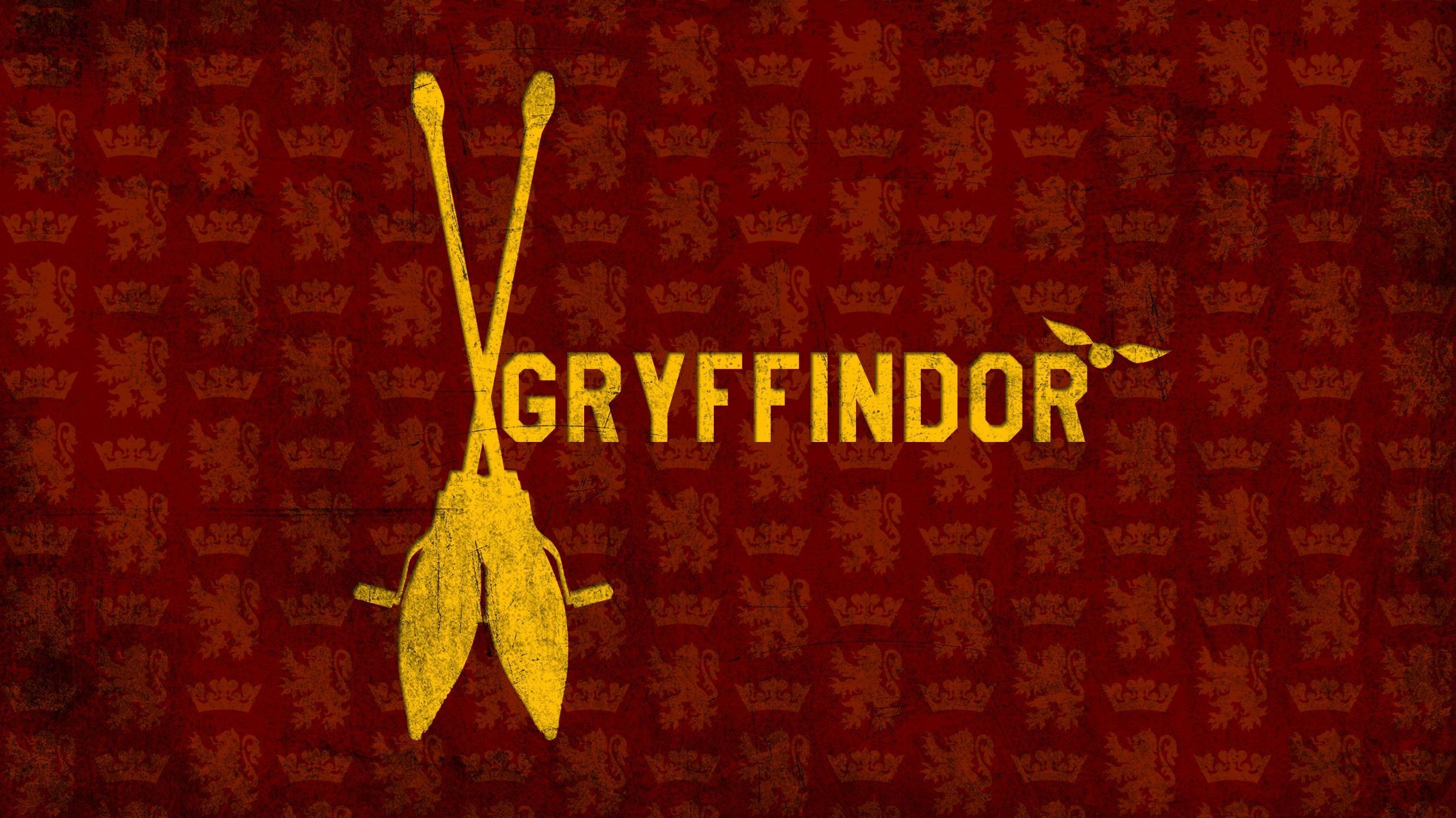 2560x1440 80+ Gryffindor Wallpapers on WallpaperPlay