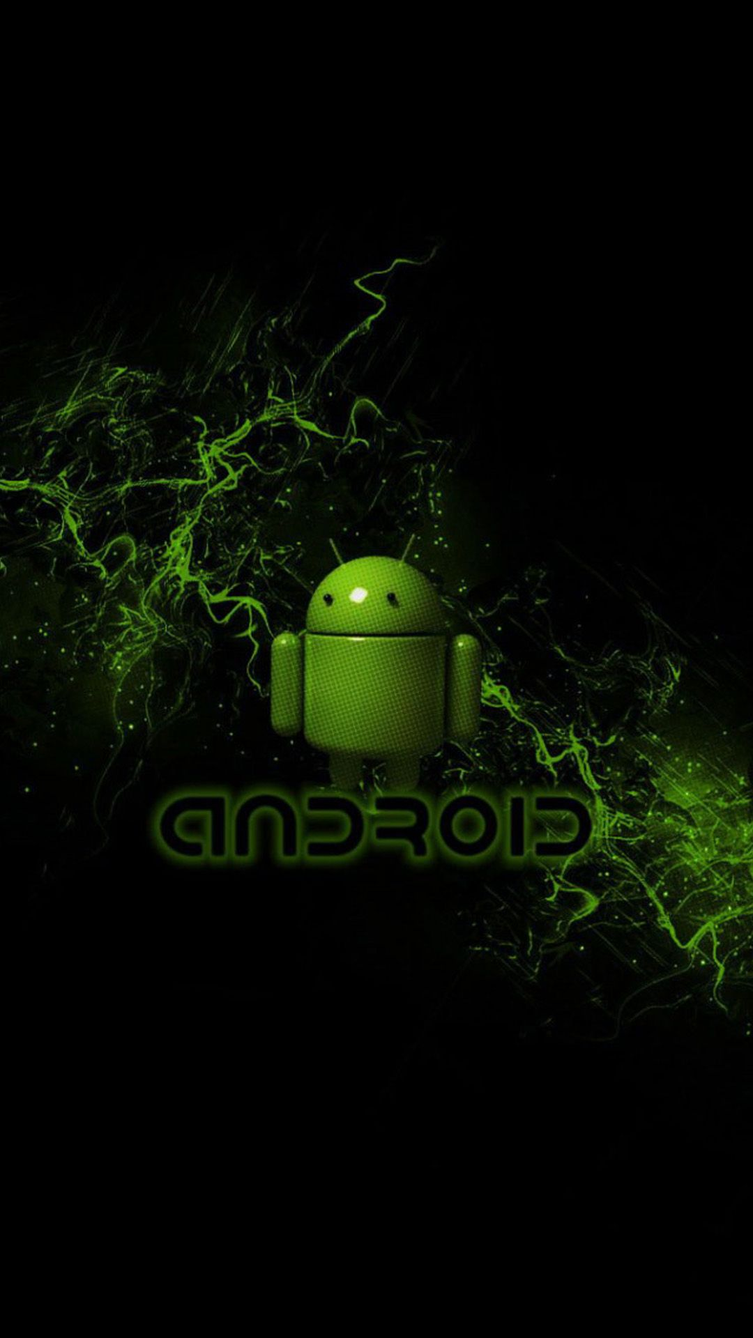 1080x1920 Android Green Smoke Smartphone Wallpapers HD ⋆ GetPhotos