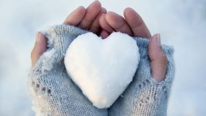 Heart Winter Wallpapers – Top Free Heart Winter Backgrounds