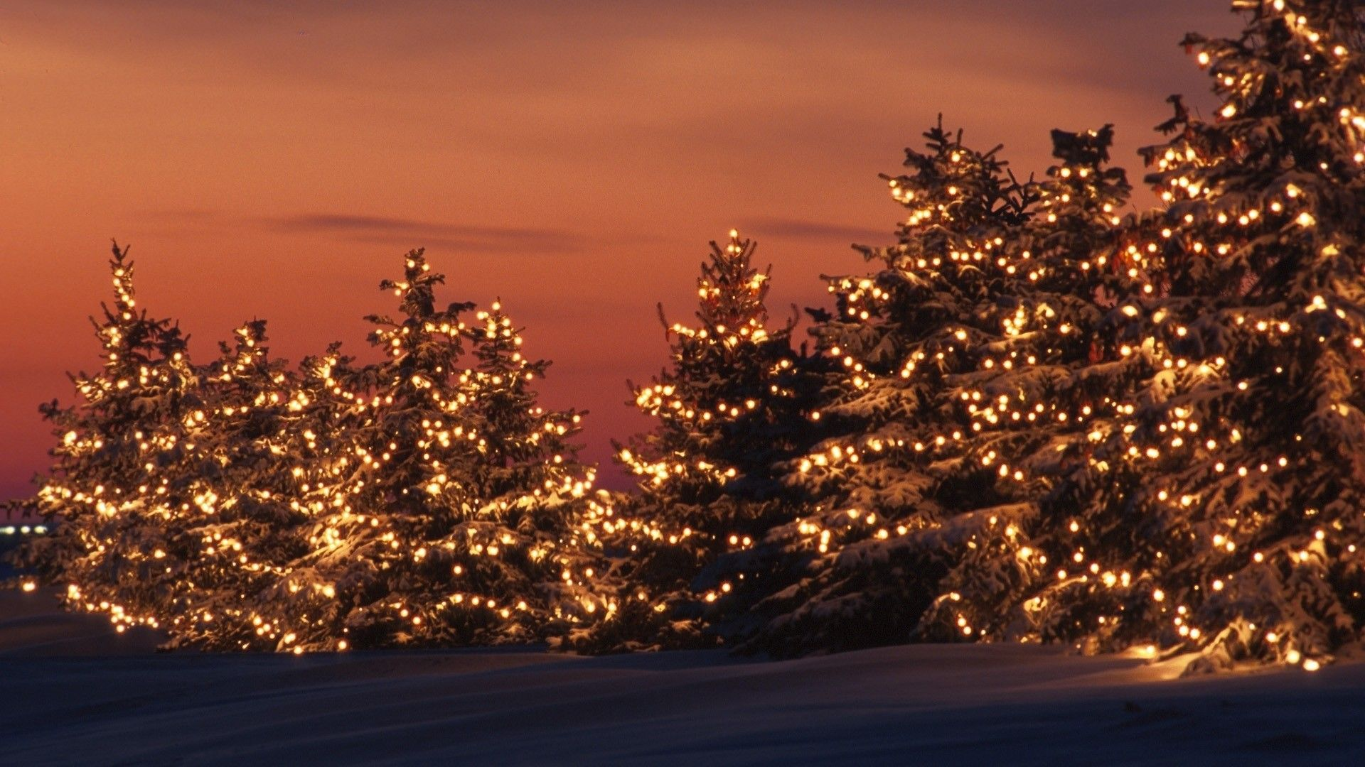 1920x1080 Winter Christmas Backgrounds ·①