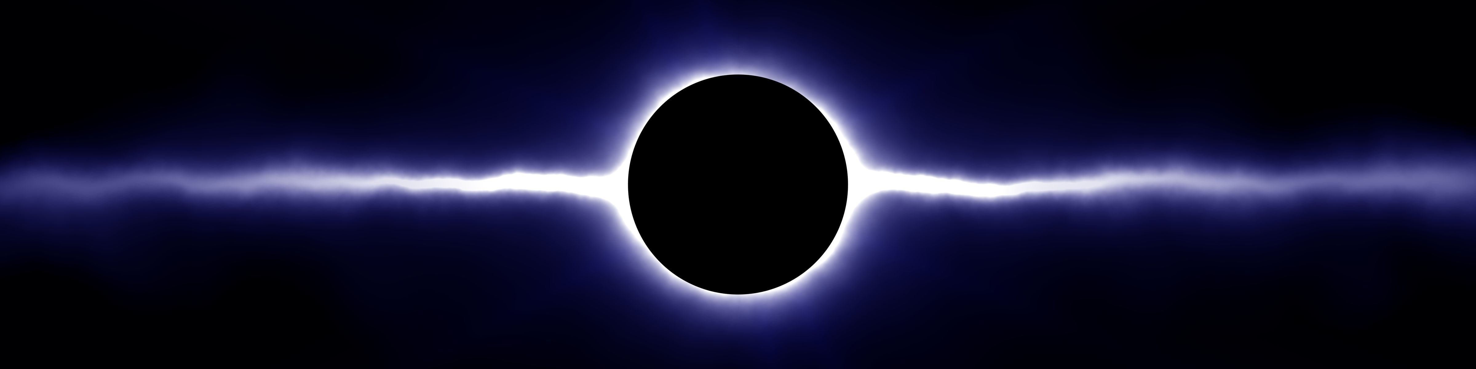 4800x1200 Solar Eclipse HD Wallpaper | Background Image | 4800x1200 | ID:6393 ...