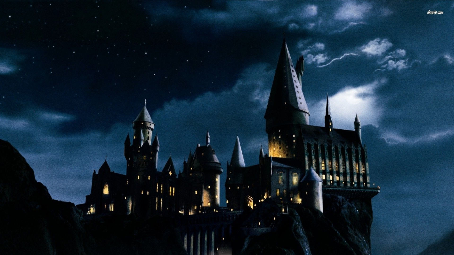 1920x1080 HD Hogwarts Wallpapers