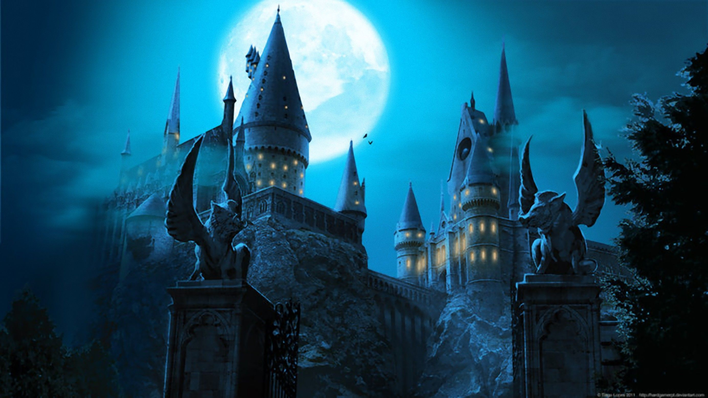 2768x1557 Pin by JohnBoothCreative on Harry Potter | Harry potter hogwarts ...