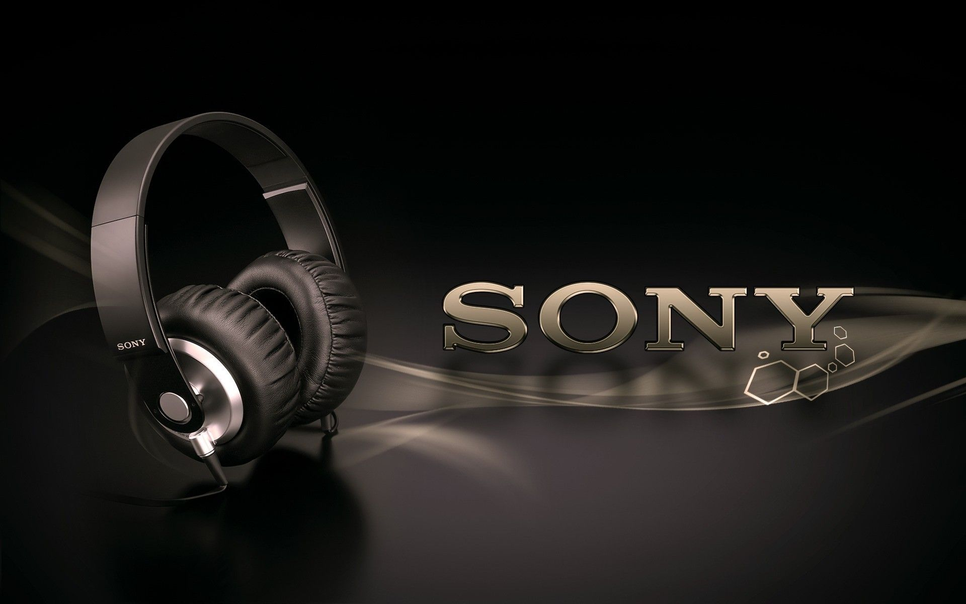 1920x1200 Image for Free Headphones Bass Sony Technology HD Wallpaper | Sony ...