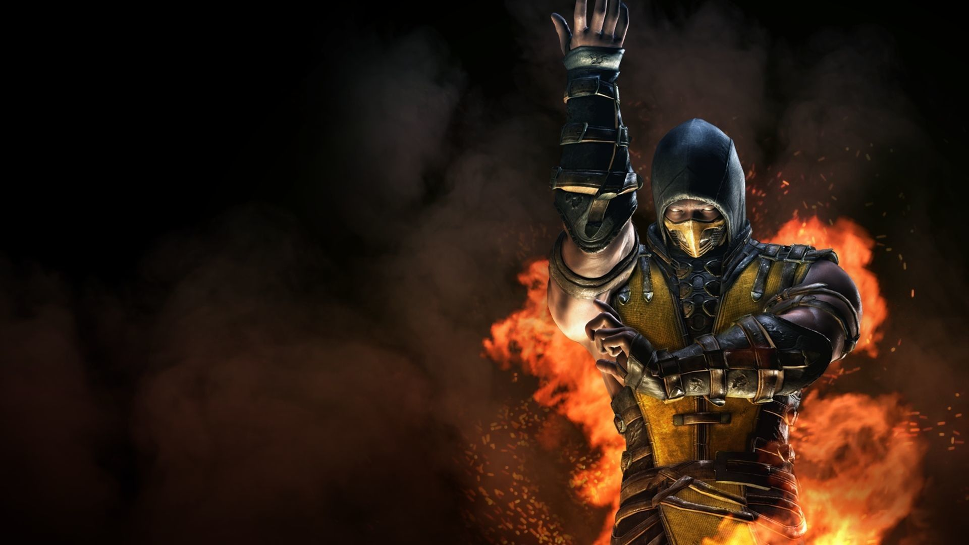 1920x1080 Mortal Kombat X Wallpapers (76+ background pictures)