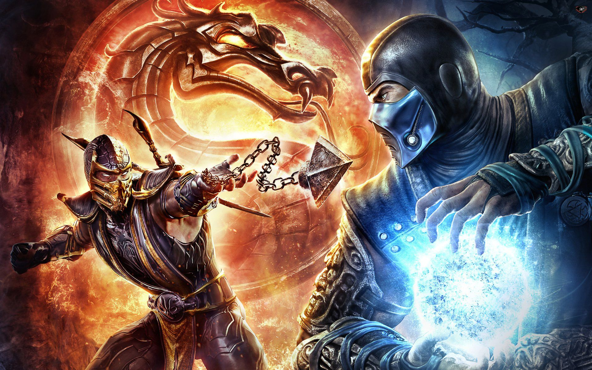 1920x1200 208 Mortal Kombat HD Wallpapers | Background Images - Wallpaper Abyss
