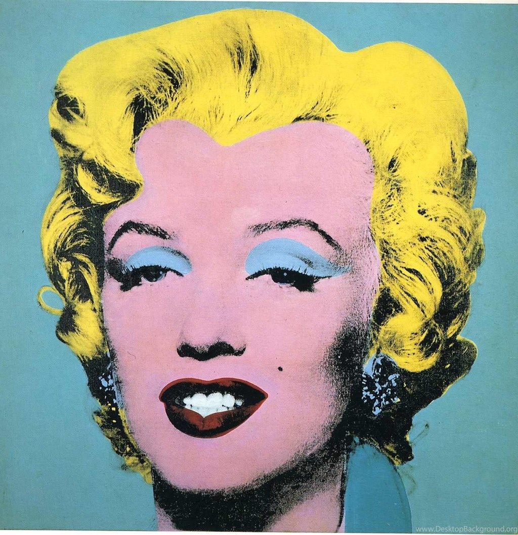 1024x1057 Marilyn Monroe Pop Art Wallpapers Image By Andy Warhol Desktop ...