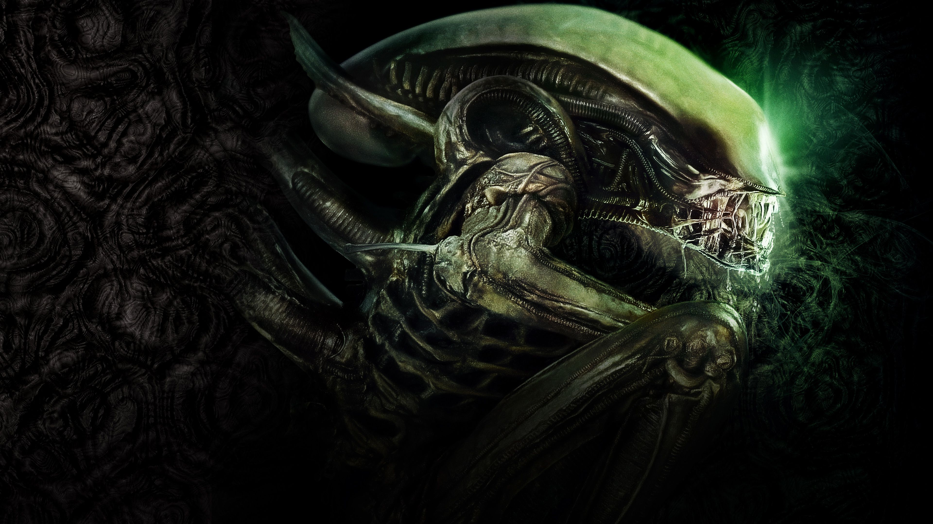 3840x2160 Alien 4k Ultra HD Wallpaper | Background Image | 3840x2160 | ID ...