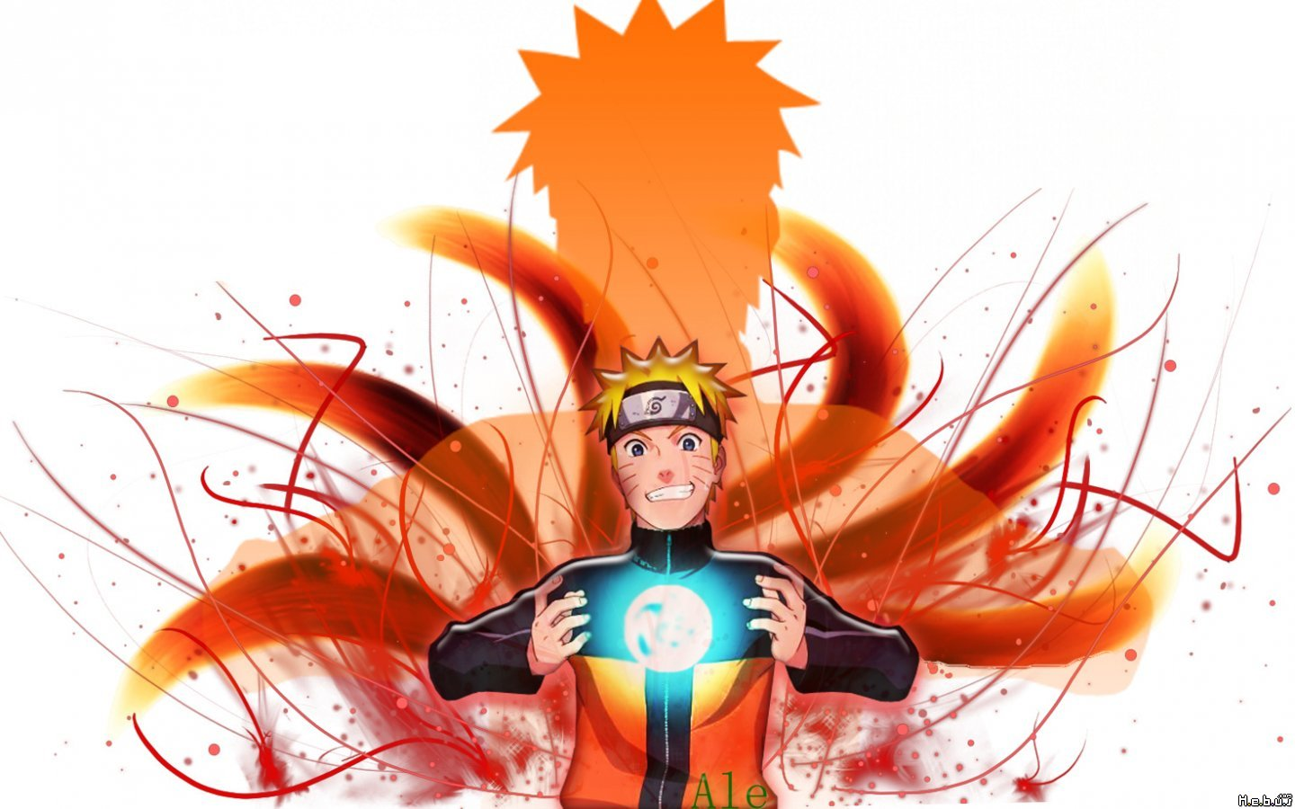 1440x900 HD Naruto Wallpaper For Mobile And Desktop