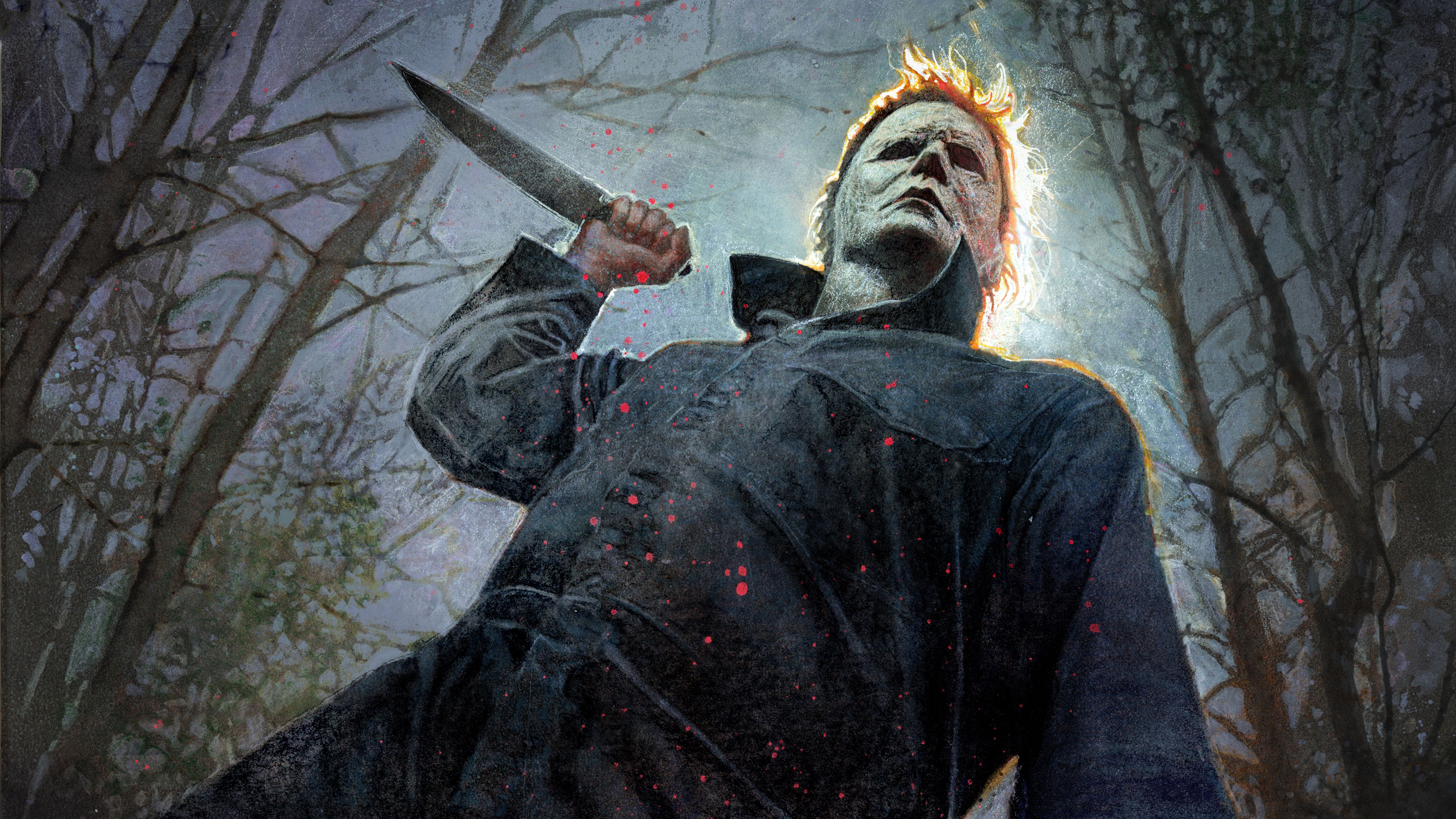 5594x3146 2018 Halloween Movie 5k, HD Movies, 4k Wallpapers, Images ...