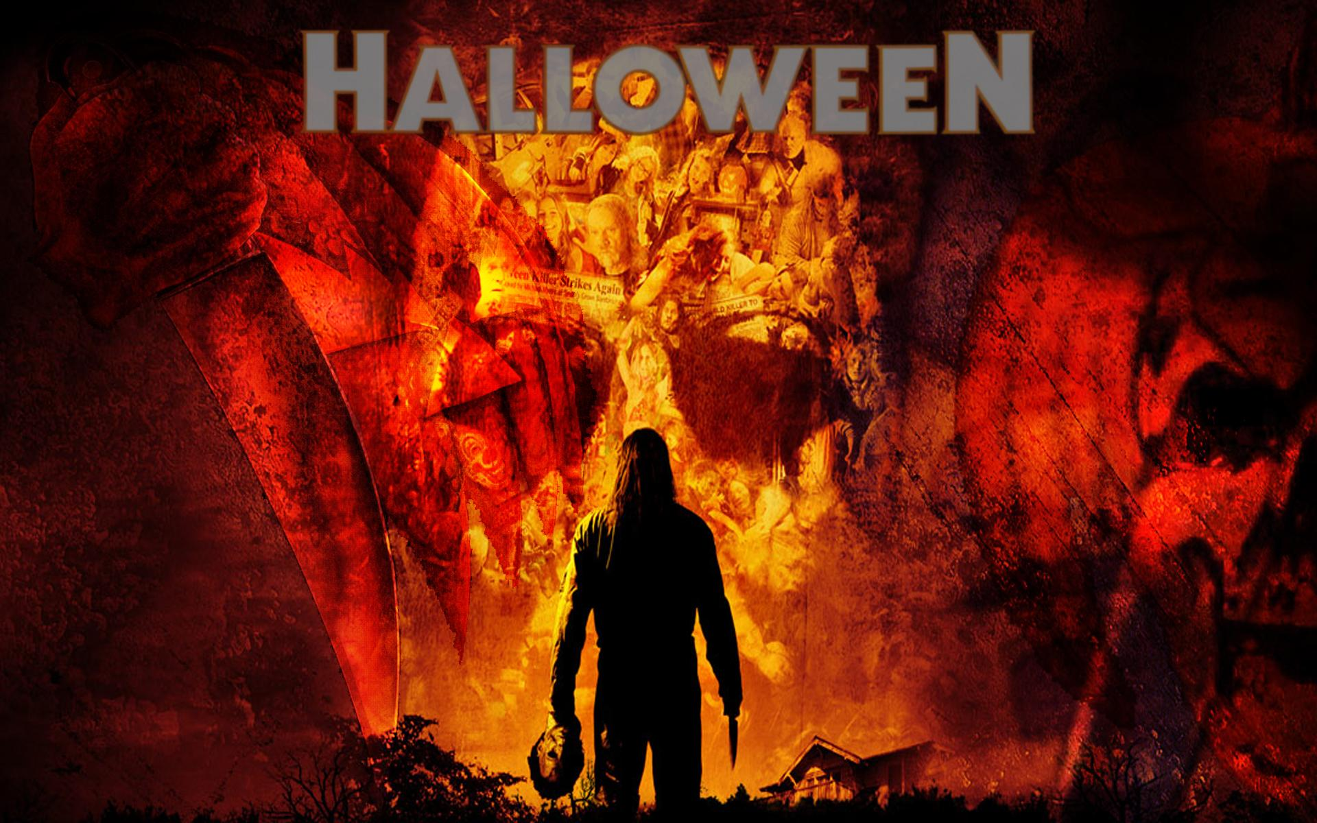 1920x1200 Before the Trailer for HALLOWEEN 2018 Drops, Check Out Supercut of ...