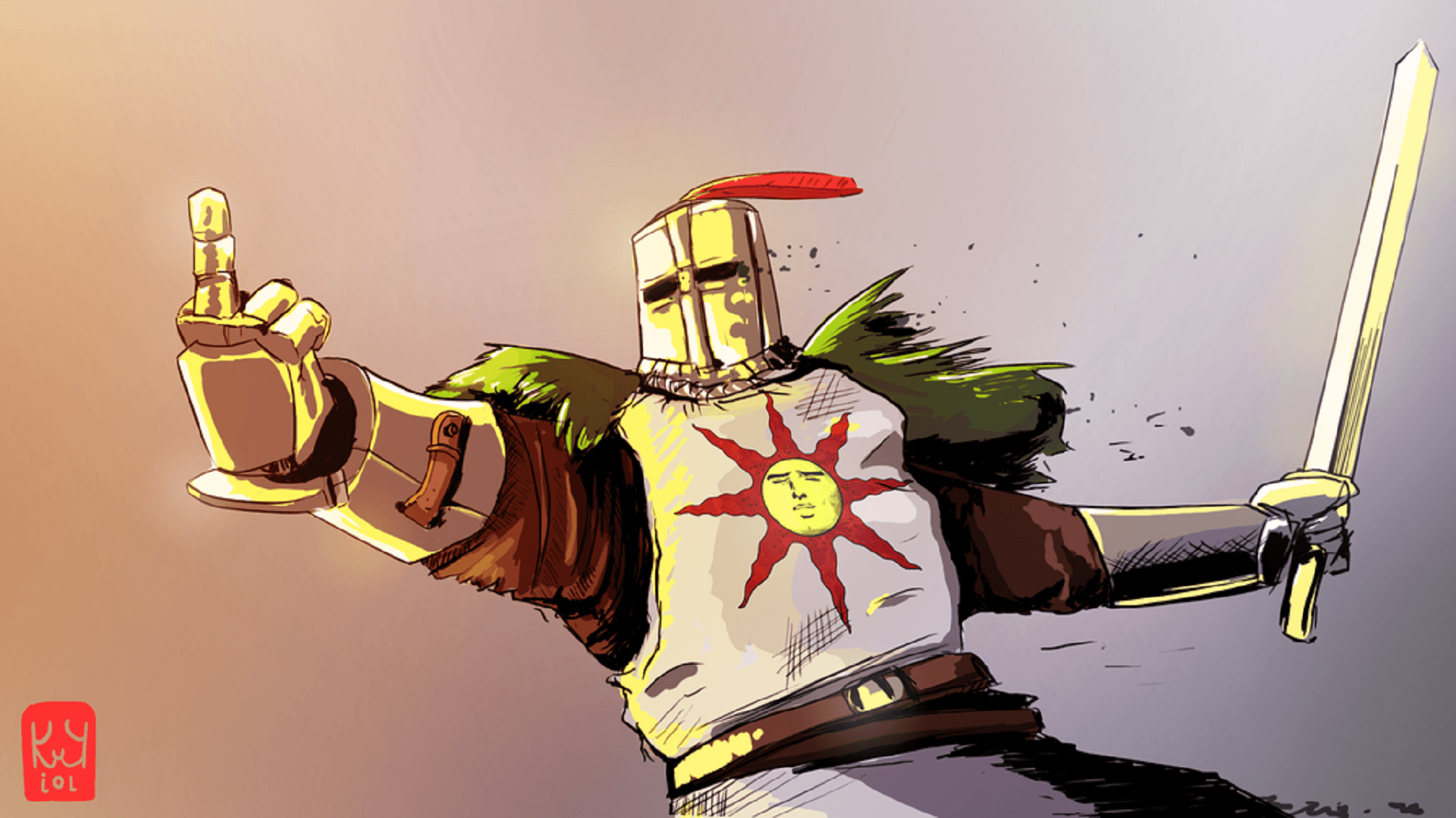1920x1080 10 Solaire of Astora HD Wallpapers | Background Images - Wallpaper Abyss