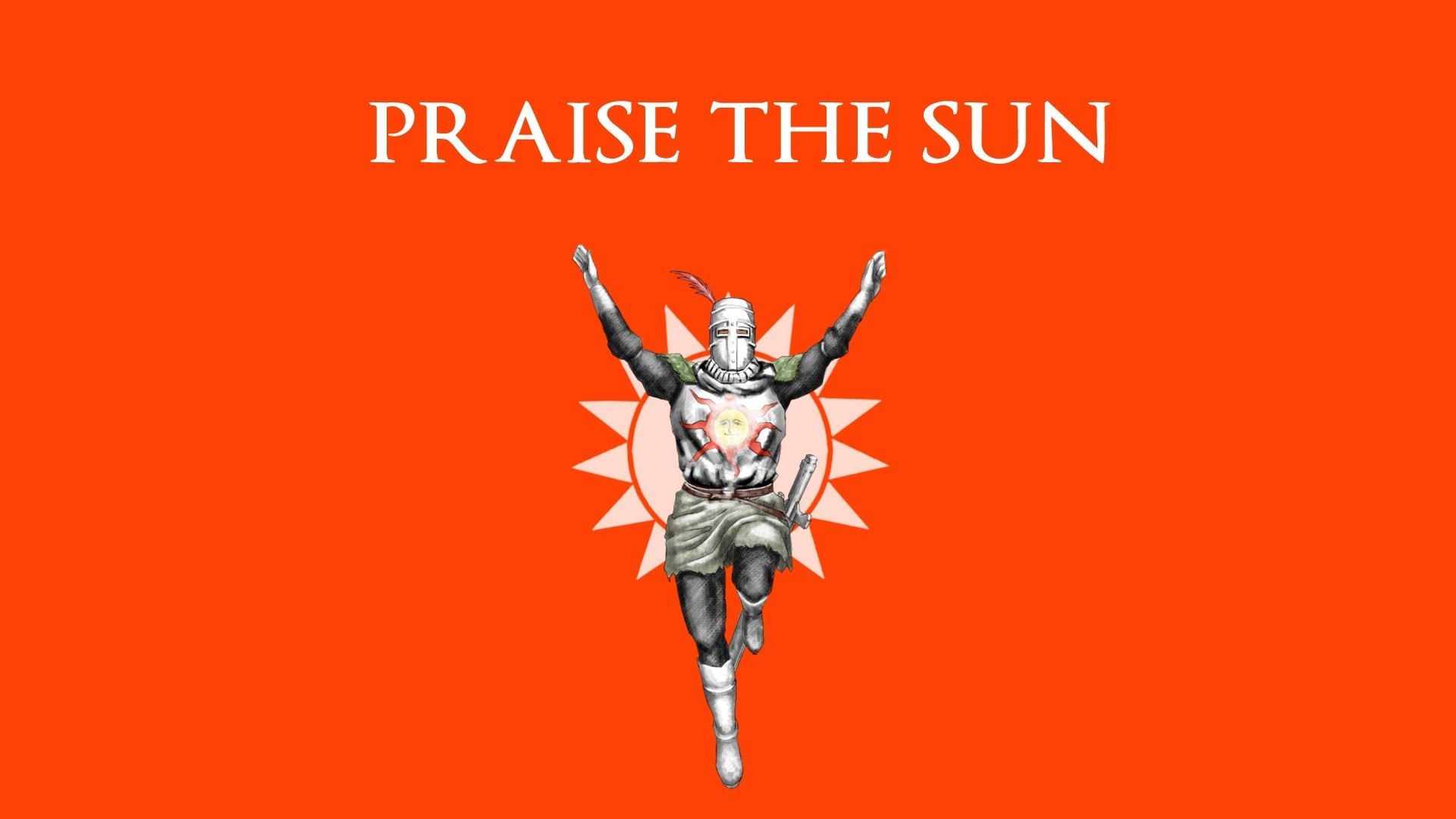 1920x1080 Solaire, #Dark Souls, #Solarie of Astora, #From Software wallpaper