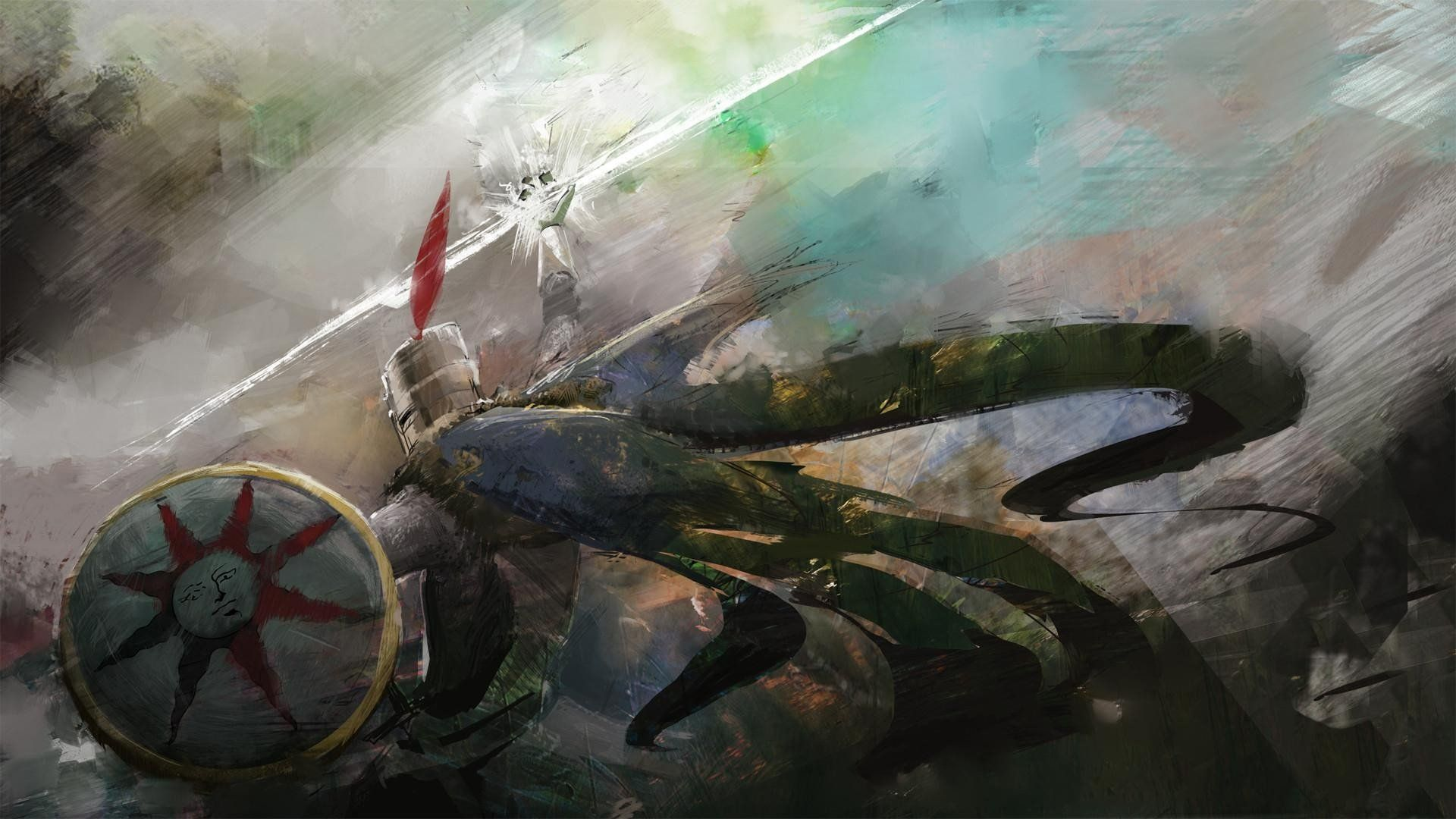1920x1080 Dark Souls, Solaire of Astora, Solaire HD Wallpapers / Desktop and ...