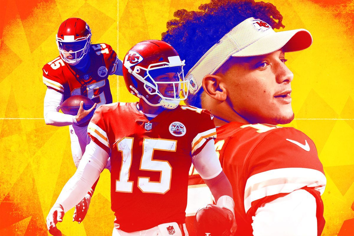 1200x800 Patrick Mahomes II, Andy Reid, and the Chiefs Will Save the Deep ...
