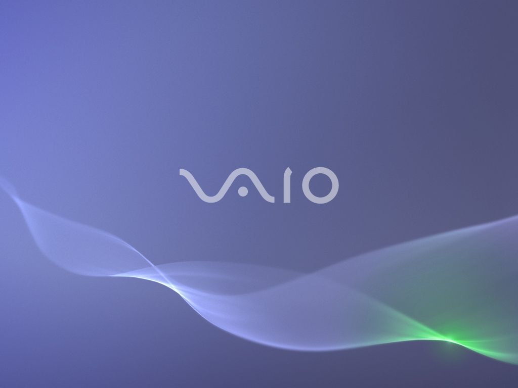1024x768 my wallpaper for you: Sony Vaio Laptop Wallpaper Blue (by Resolution)