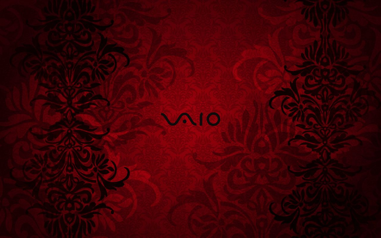 1280x800 Vaio Red wallpapers   Vaio Red stock photos