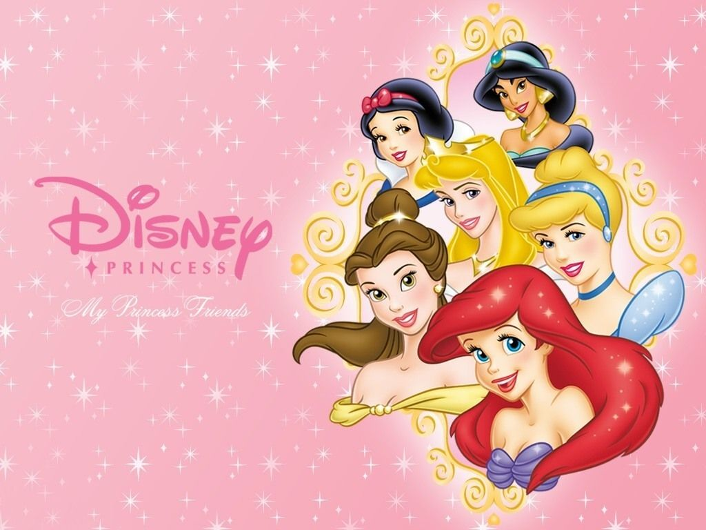 1024x768 Everything Girly images Disney Princesses HD wallpaper and ...
