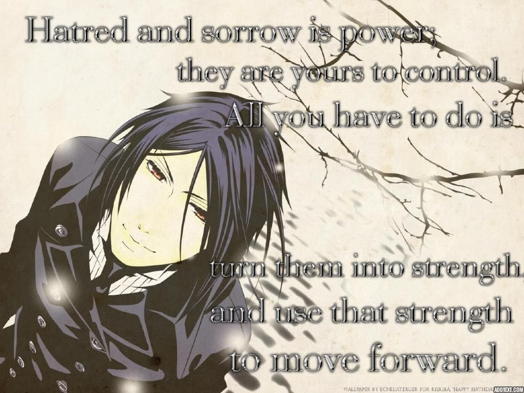 1024x768 Anime Quote #330 by Anime-Quotes | anime quotes | Anime, Quotes ...