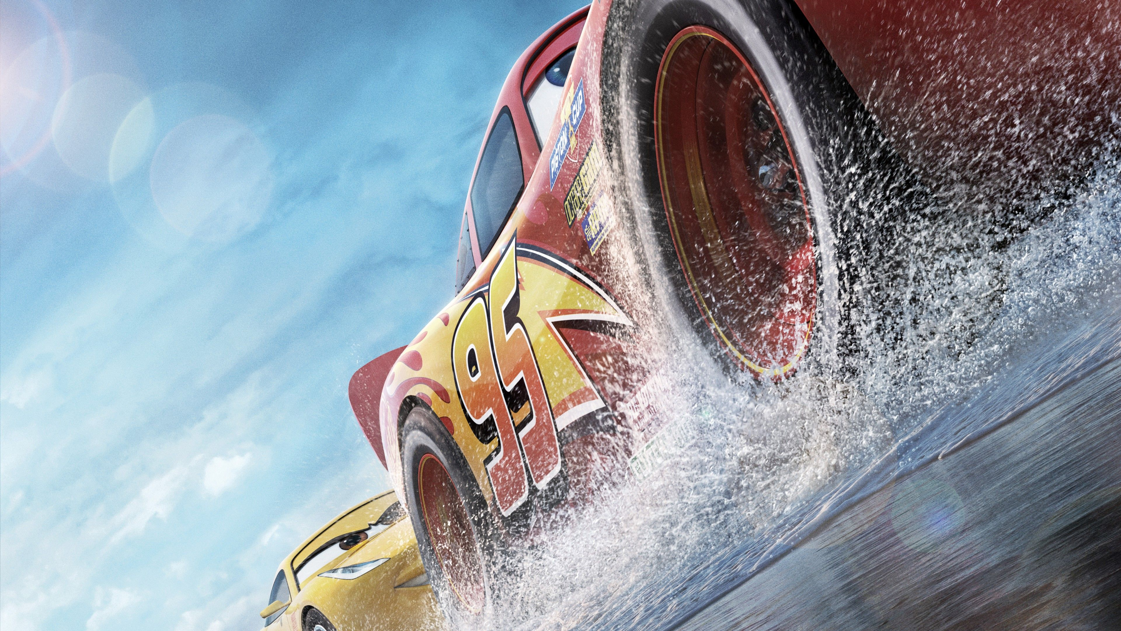 3840x2160 Free Download Cars 3 Pixar Animation Wallpaper for Desktop and ...