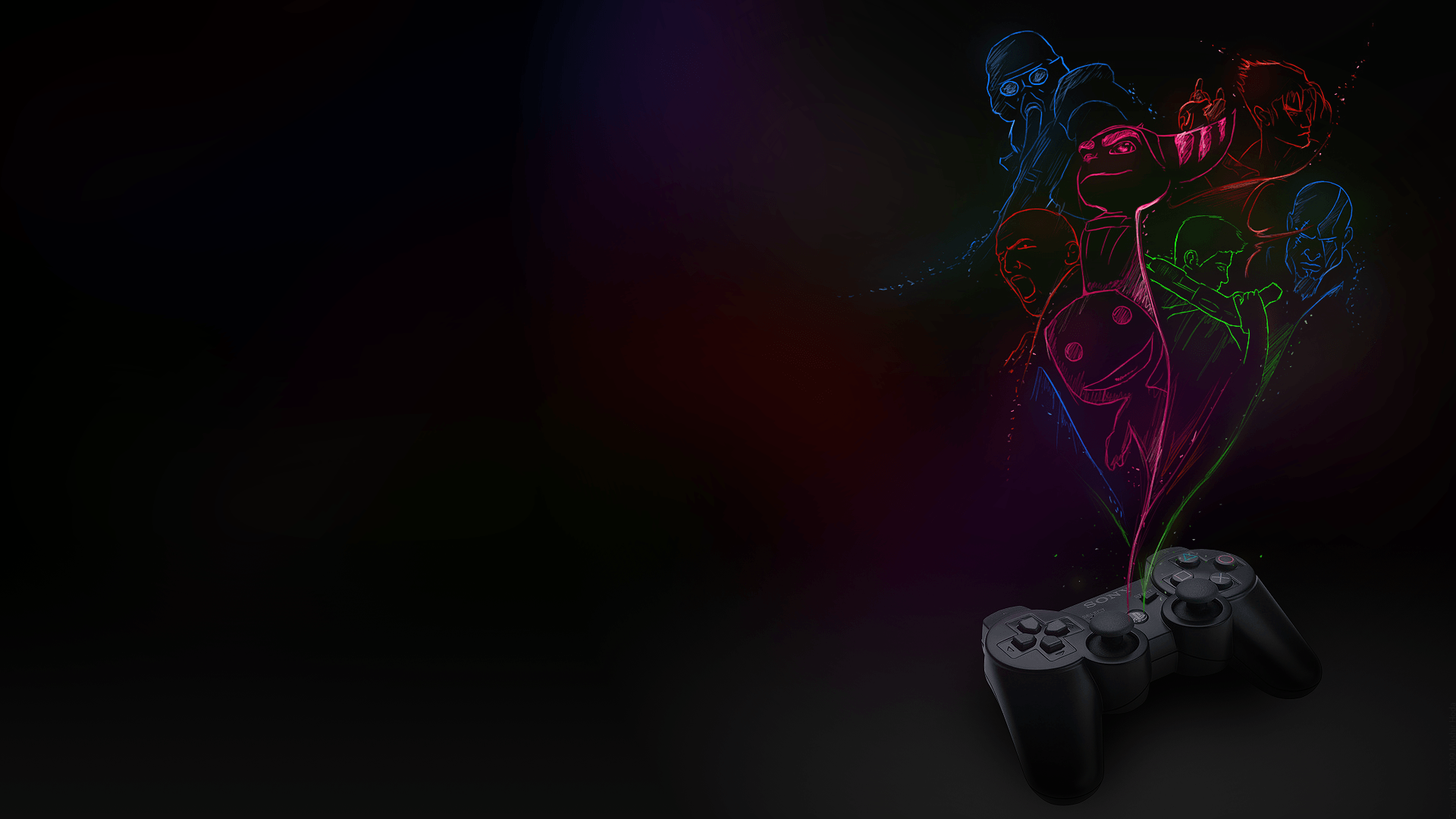 1920x1080 PS3 Wallpaper I made - PlayStation 3 - Giant Bomb