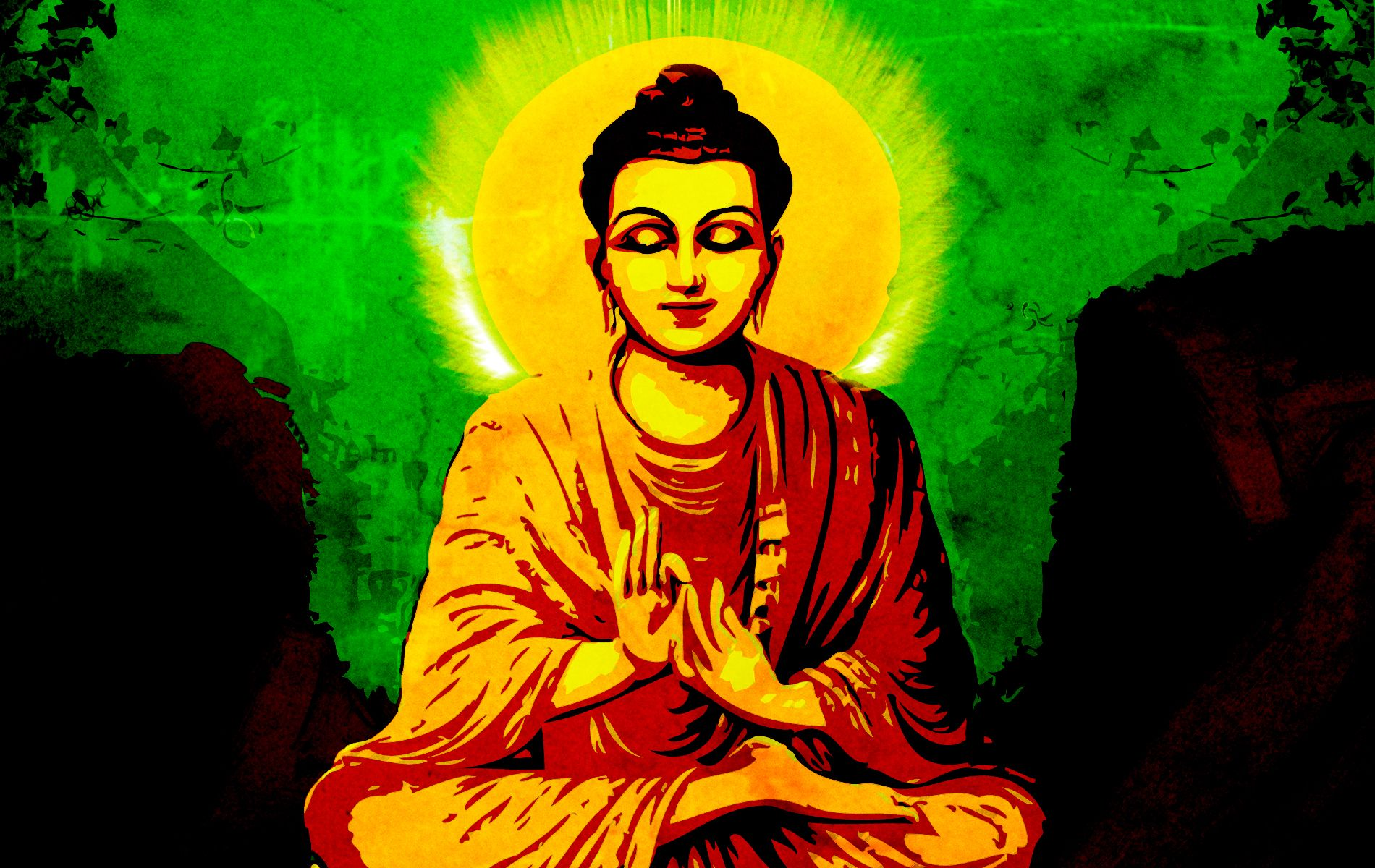 1900x1200 Best 50+【Buddha HD Wallpaper】| Download Background Images