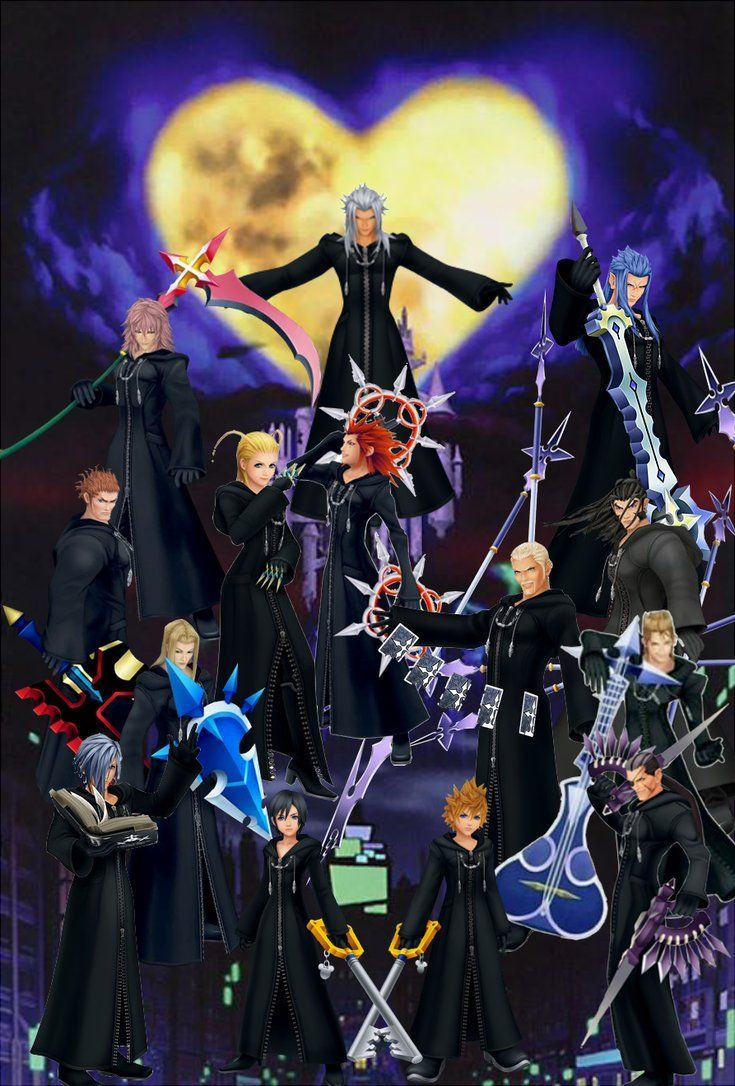 735x1086 Organization XIII Wallpapers Group (72+)